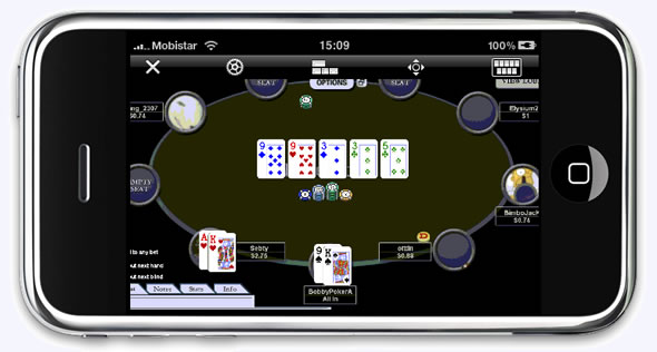 iphone poker 1