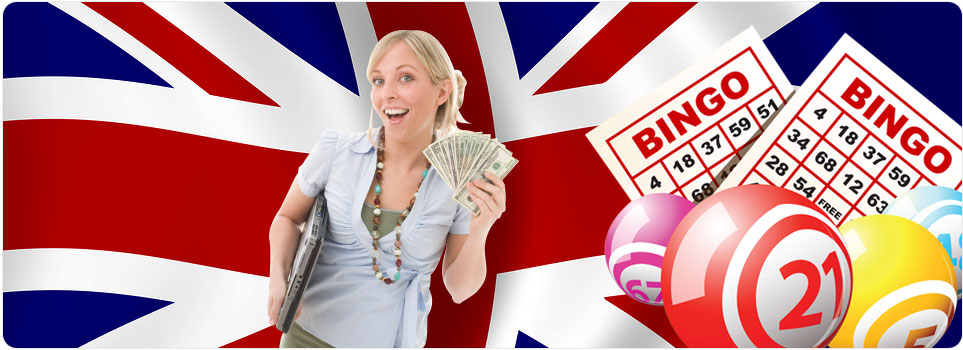 play online Bingo in the UK